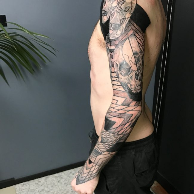 Sleeve Tattoo 108