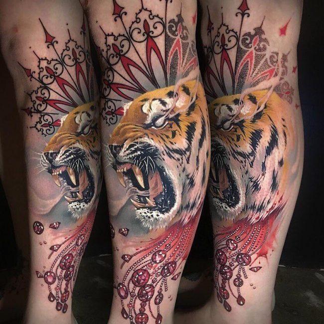 Sleeve Tattoo 109