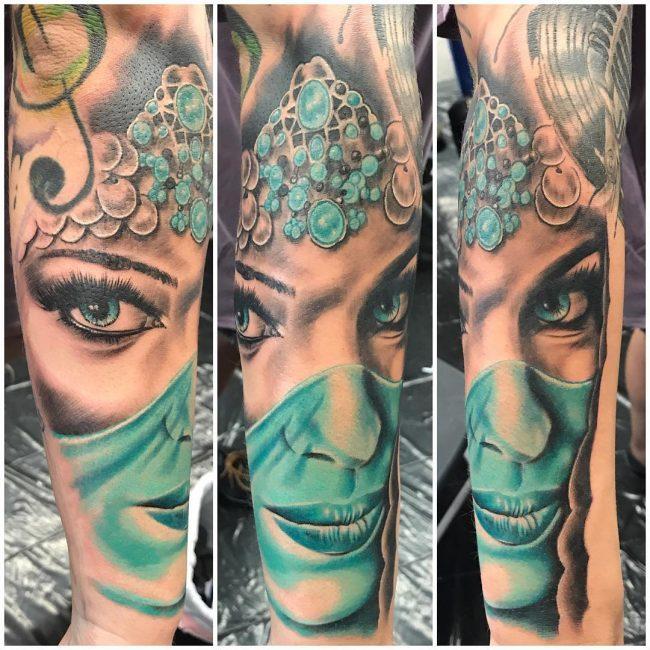 Sleeve Tattoo 111