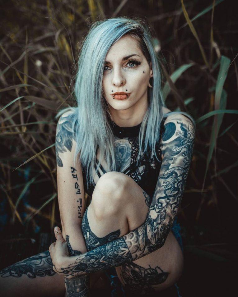 Sleeve Tattoo 125
