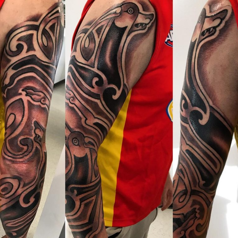 Sleeve Tattoo 127