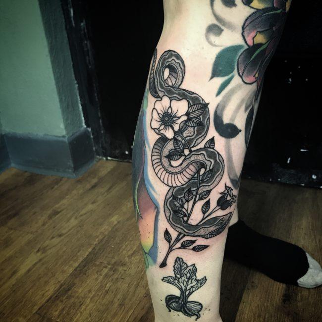 Snake Tattoo 60