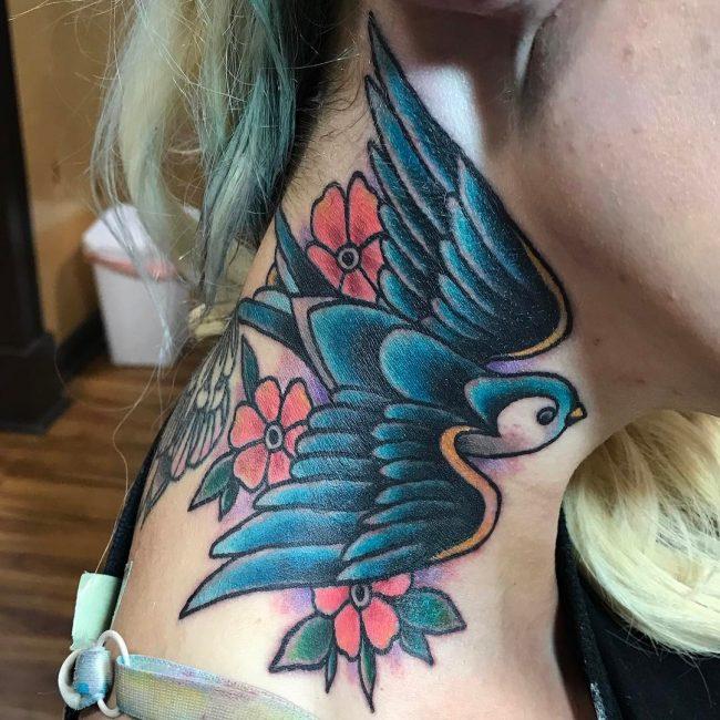 Sparrow Tattoo 46