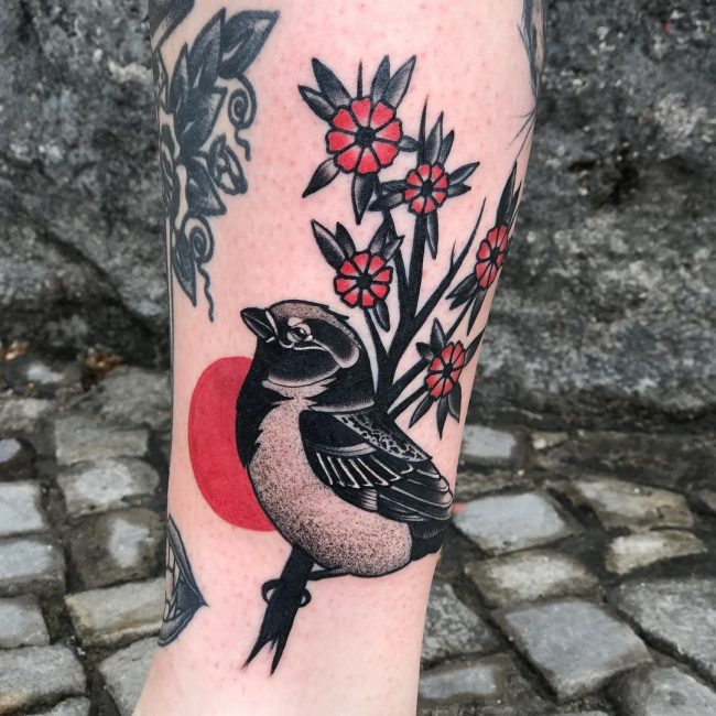 Sparrow Tattoo 51