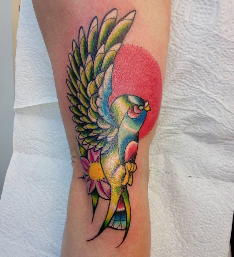 Sparrow Tattoo 56