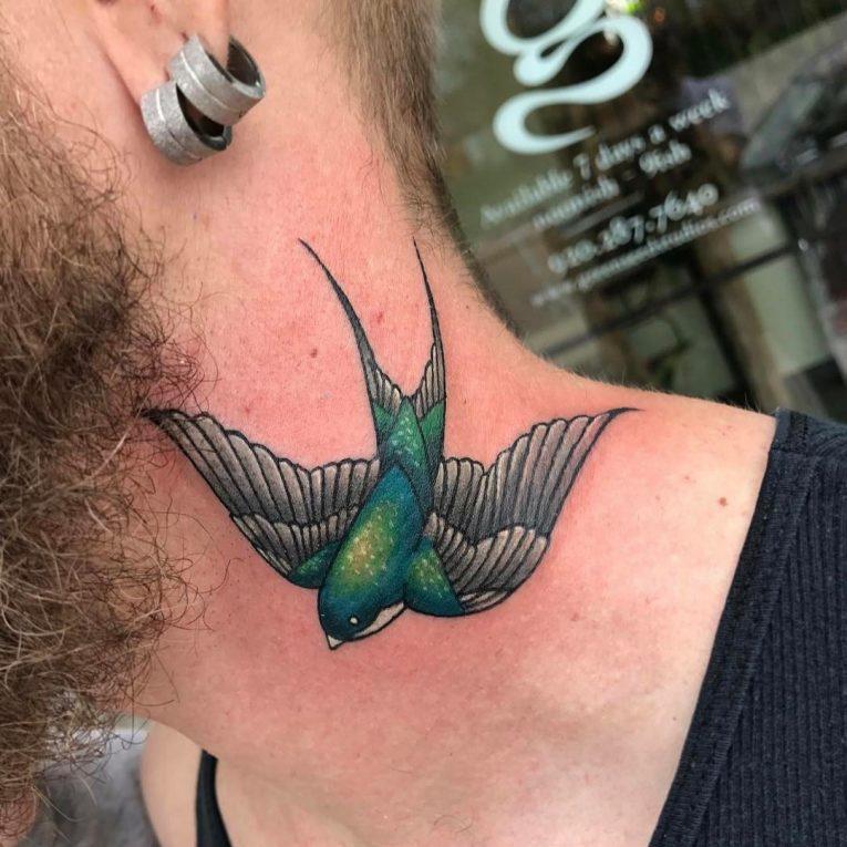 Sparrow Tattoo 60