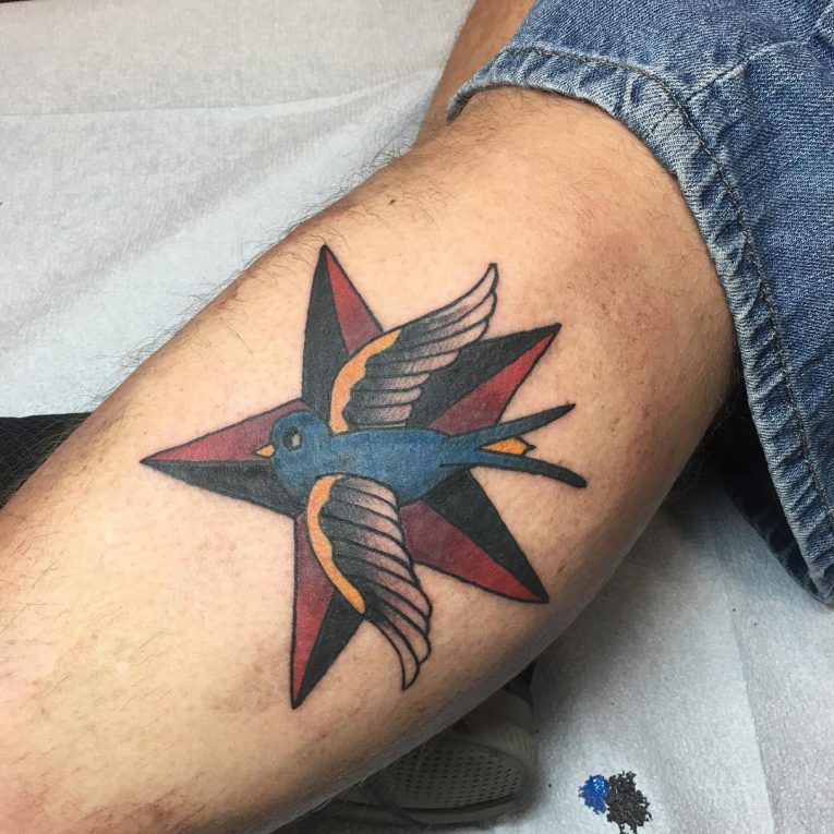 Sparrow Tattoo 65