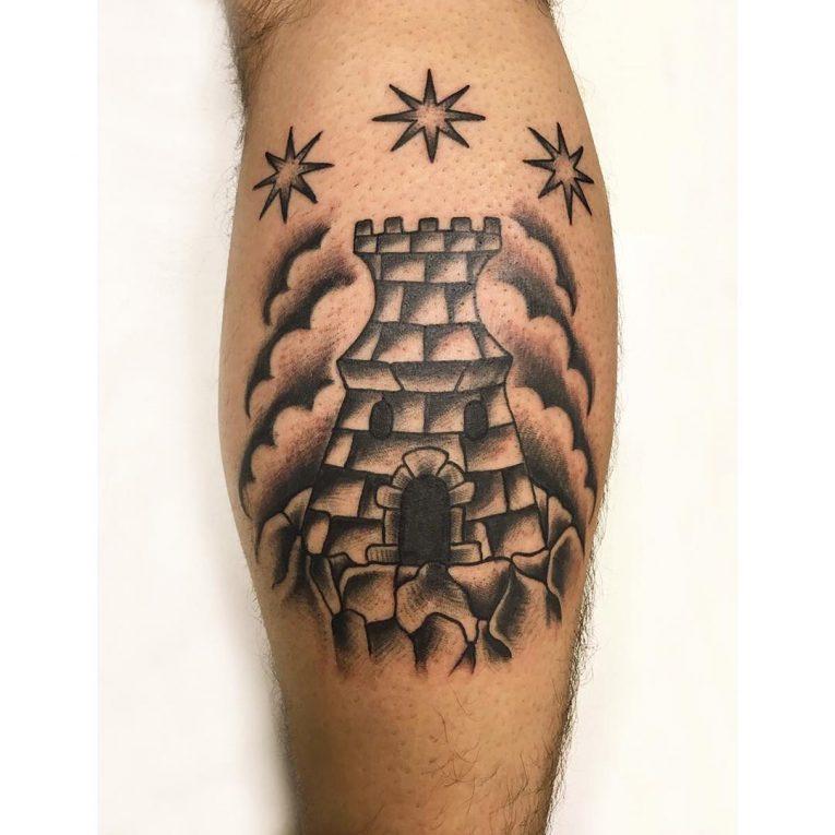 Star Tattoo 75