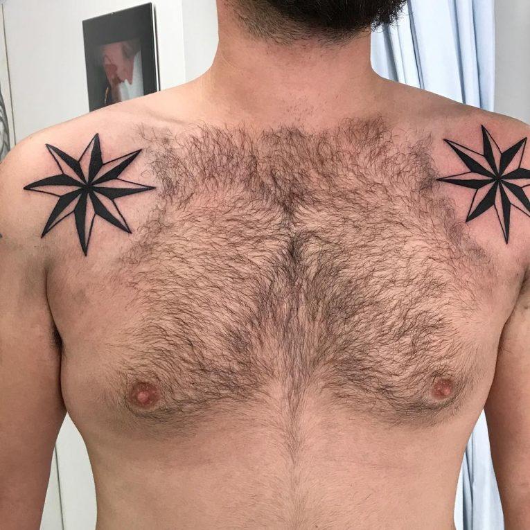 Star Tattoo 77
