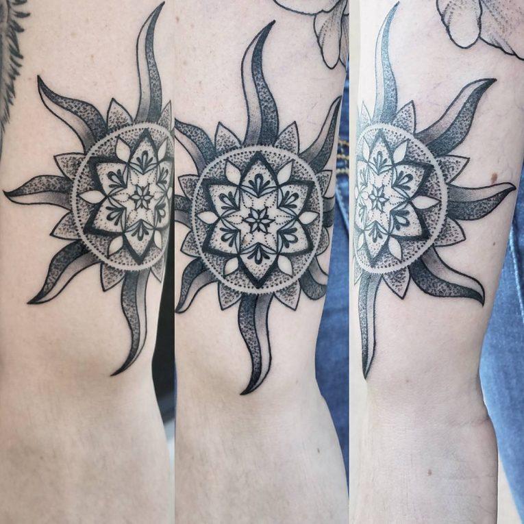 Sun Tattoo 94