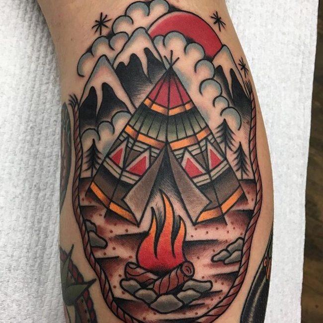 Tattoo for Men 172