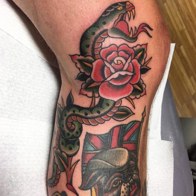 Tattoo for Men 180