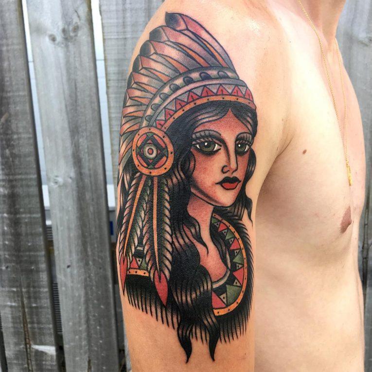 Tattoo for Men 183