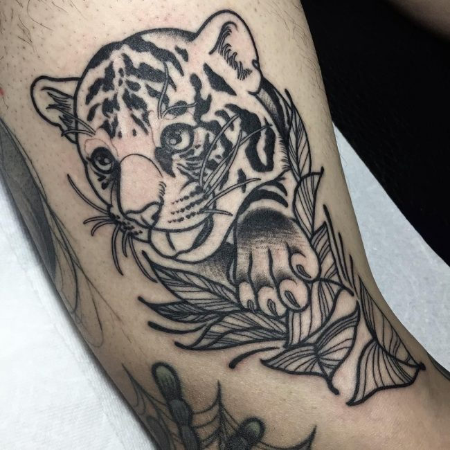 Tiger Tattoo 98