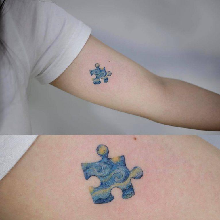 Tiny Tattoo 109