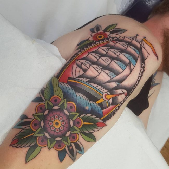 Traditional Tattoo 59