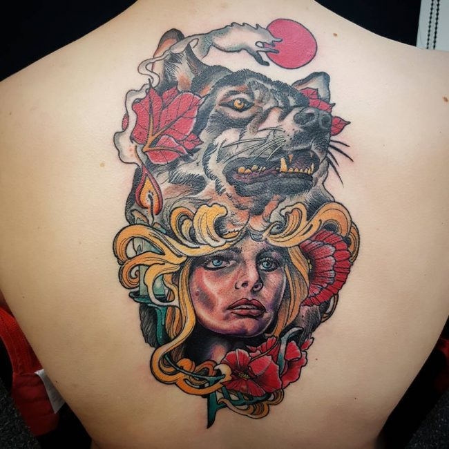 Traditional Tattoo 61