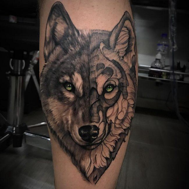 Traditional Tattoo 62