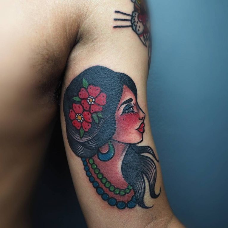 Traditional Tattoo 68