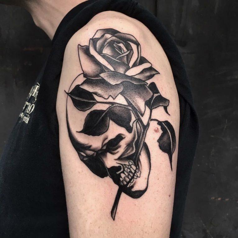 Traditional Tattoo 73