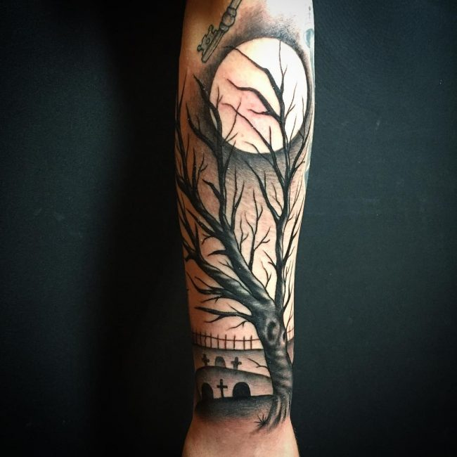 Tree Tattoo 68