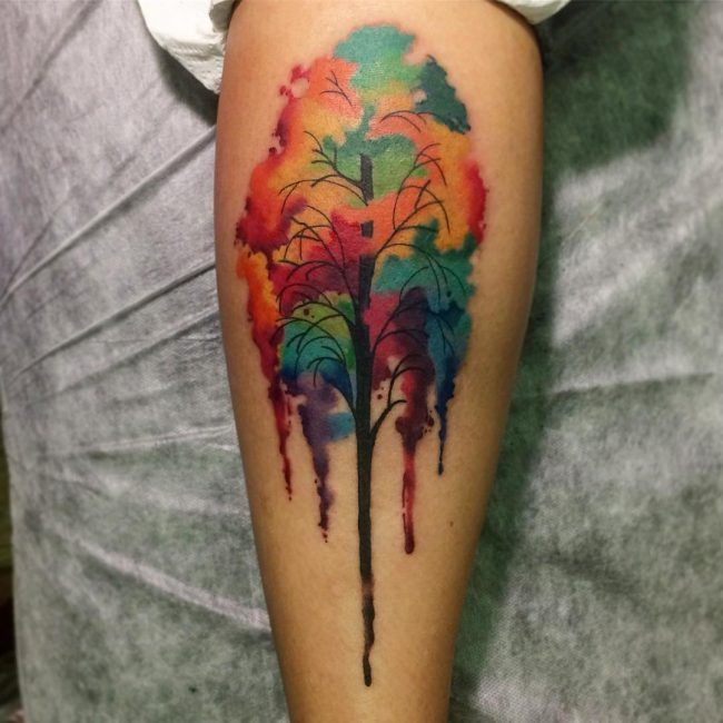 Tree Tattoo 70