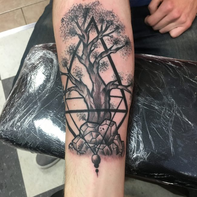 Tree Tattoo 71