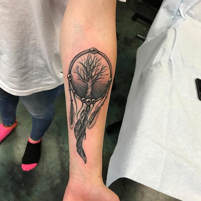 Tree Tattoo 72
