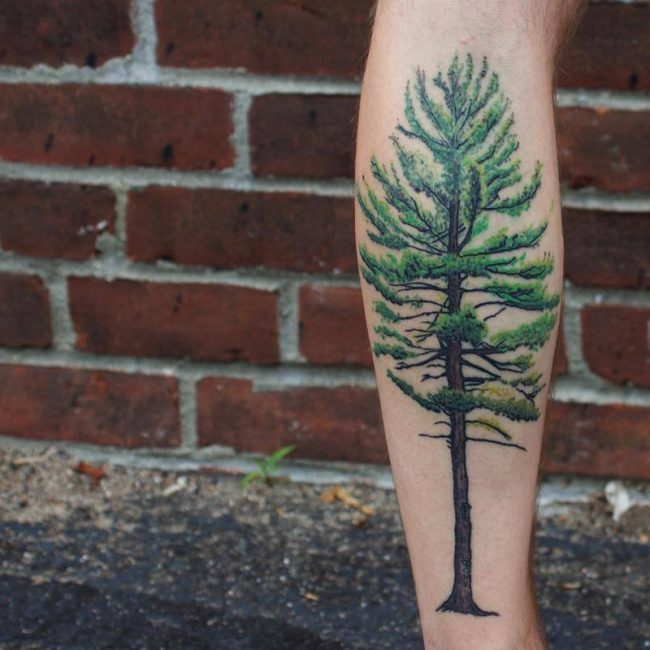 Tree Tattoo 73