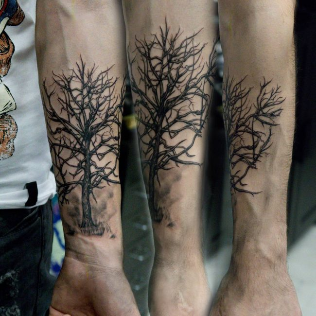 Tree Tattoo 75