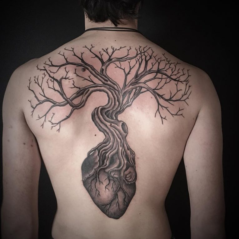 Tree Tattoo 80