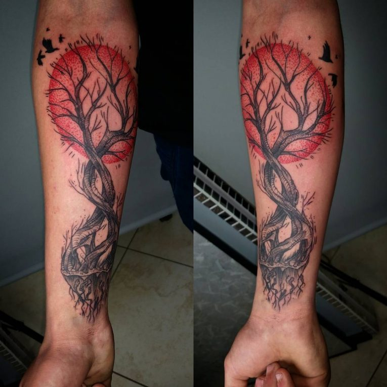 Tree Tattoo 82