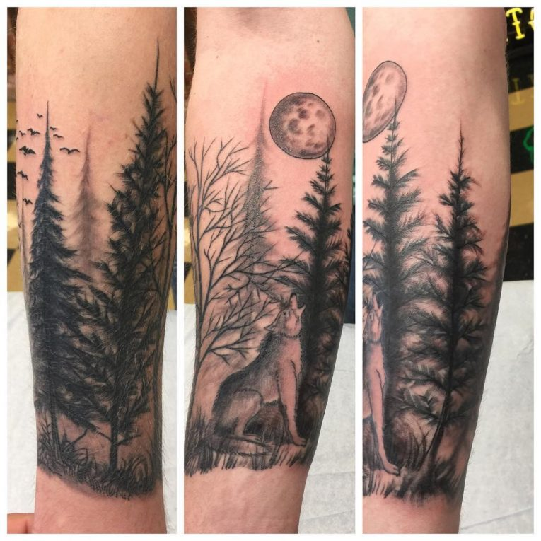Tree Tattoo 84
