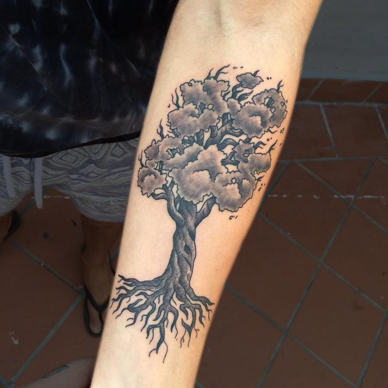 Tree Tattoo 86