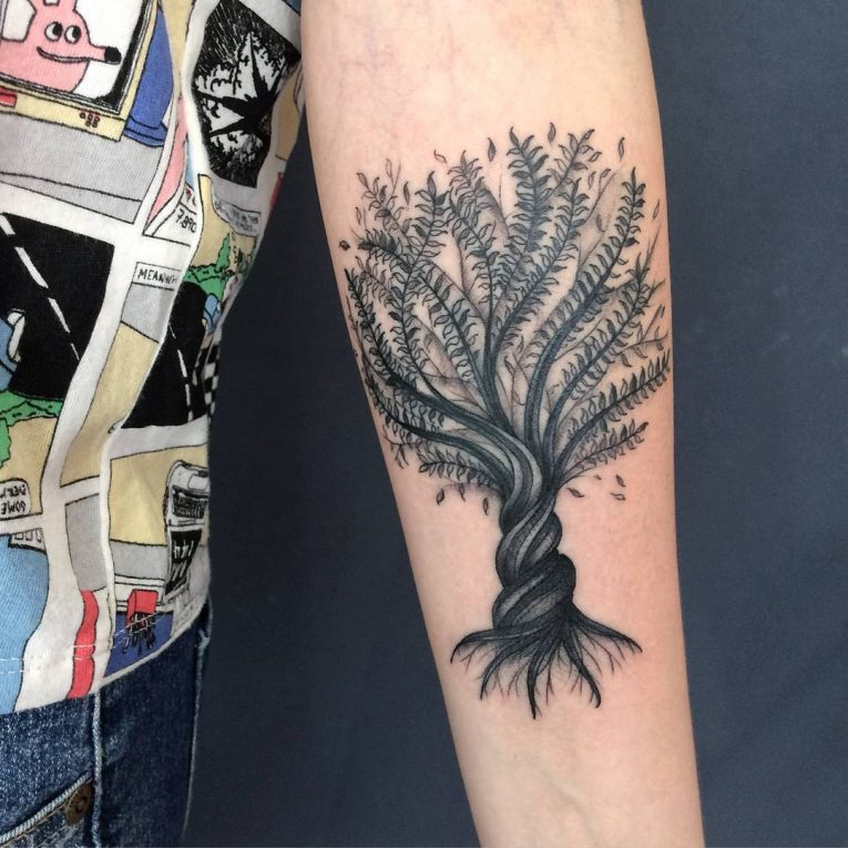Tree Tattoo 87