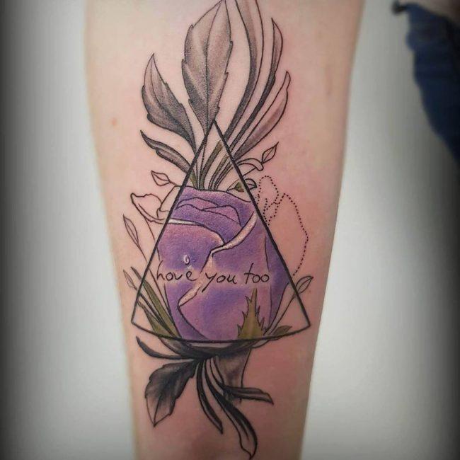 Triangle Tattoo 53