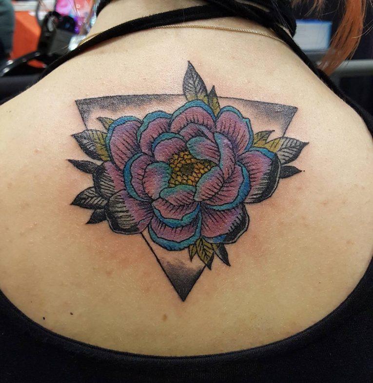 Triangle Tattoo 58