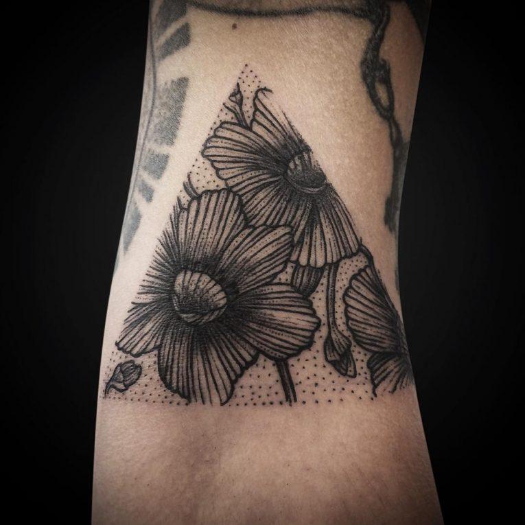 Triangle Tattoo 61