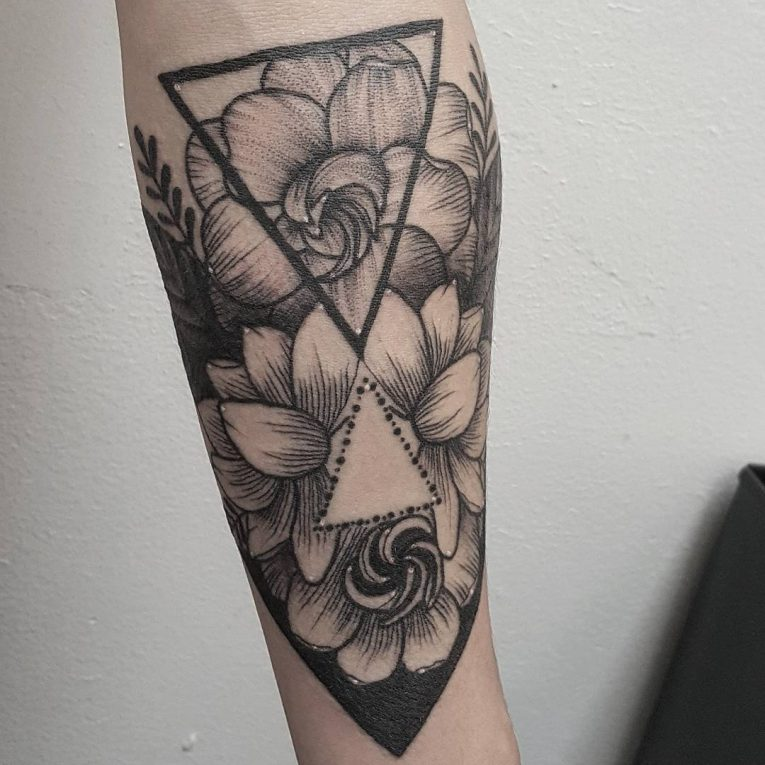 Triangle Tattoo 62