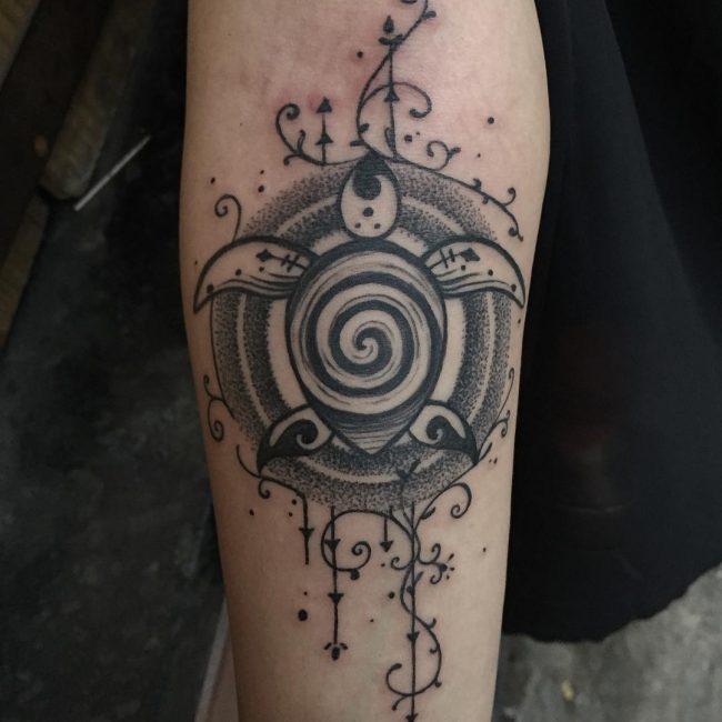 Turtle Tattoo 66