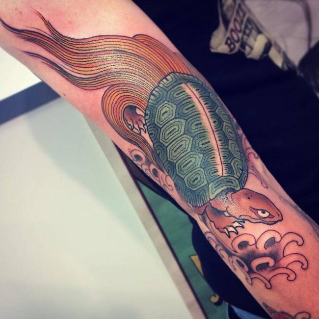 Turtle Tattoo 67