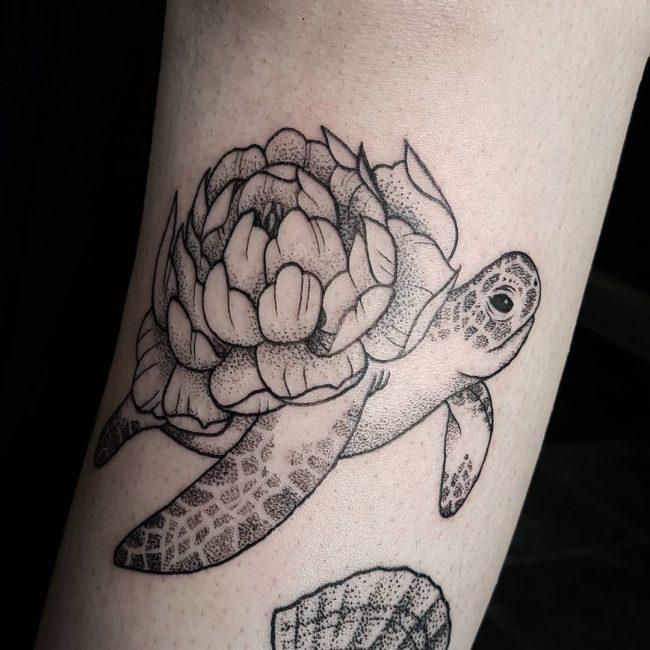 Turtle Tattoo 71
