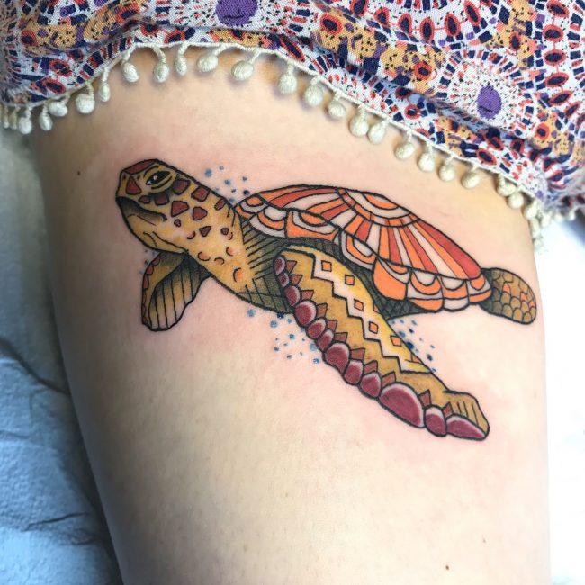 Turtle Tattoo 72