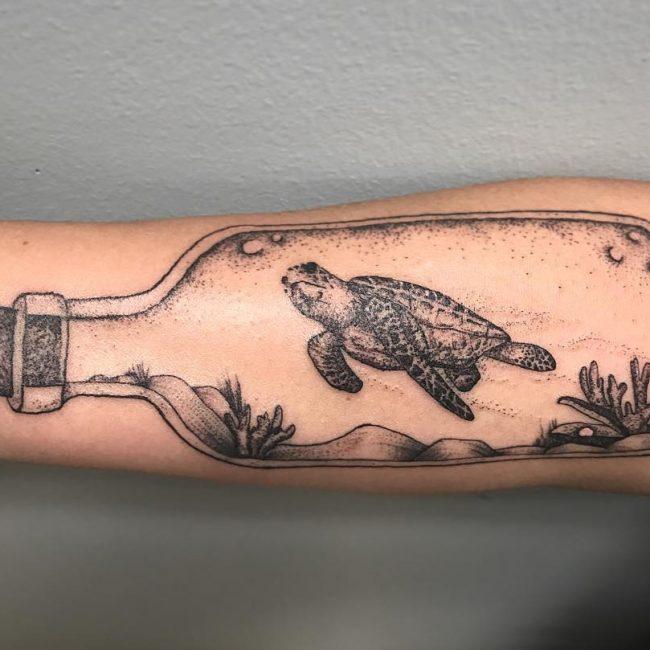 Turtle Tattoo 74