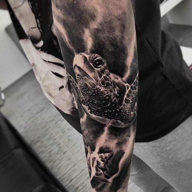 Turtle Tattoo 75