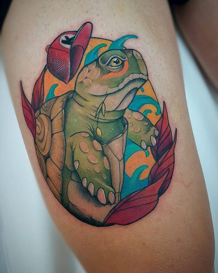 Turtle Tattoo 77