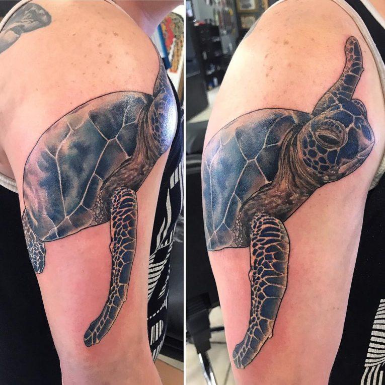 Turtle Tattoo 79