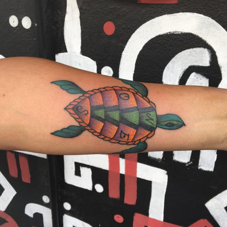 Turtle Tattoo 80