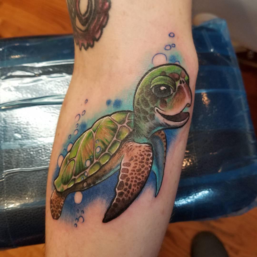 85 best sea turtle tattoo designs amp meanings 2019 - HD1080×1080