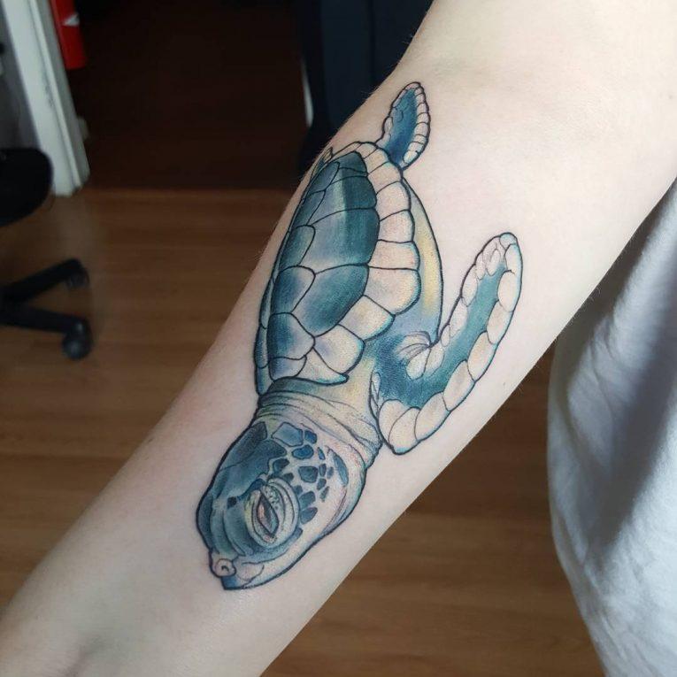 Turtle Tattoo 85
